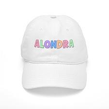 Alondra Rainbow Pastel Baseball Cap