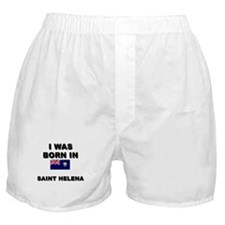 Flag of Saint Helena Boxer Shorts