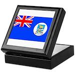 Falkan Islands Keepsake Box