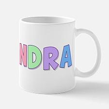 Alejandra Rainbow Pastel Mug