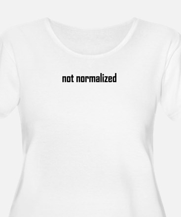 not normailzed.jpg Plus Size T-Shirt