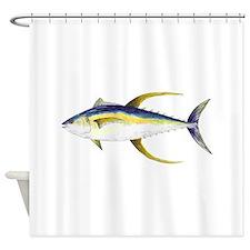 Yellowfin Shower Curtain
