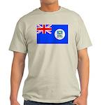 Falkan Islands Ash Grey T-Shirt