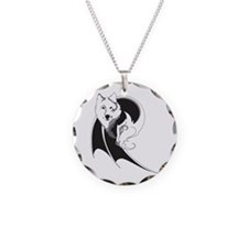 Wolf & Dragon Necklace