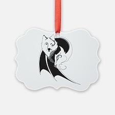Wolf & Dragon Ornament