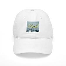 Utah Mountain Souvenir Baseball Cap