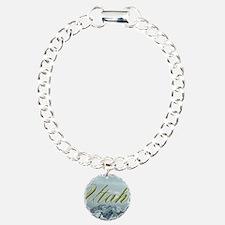 Utah Mountain Souvenir Bracelet
