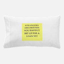 strangers Pillow Case