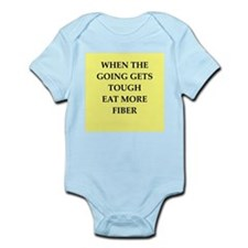 fiber Infant Bodysuit