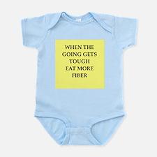 fiber Infant Bodysuit