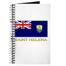 Saint Helena Flag Stuff Journal