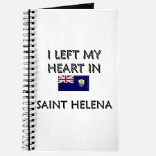 I Left My Heart In Saint Helena Journal
