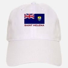 Saint Helena Flag Gear Baseball Baseball Cap