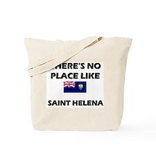 There Is No Place Like Saint Helena Tote Bag
