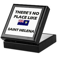 There Is No Place Like Saint Helena Keepsake Box