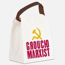 Groucho Marxist Canvas Lunch Bag