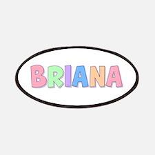 Briana Rainbow Pastel Patch