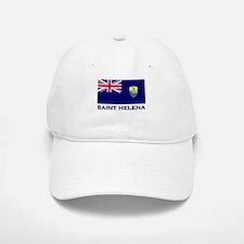 Saint Helena Flag Merchandise Baseball Baseball Cap