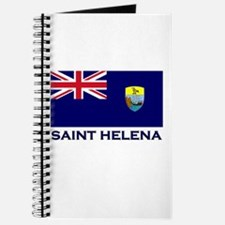 Saint Helena Flag Merchandise Journal
