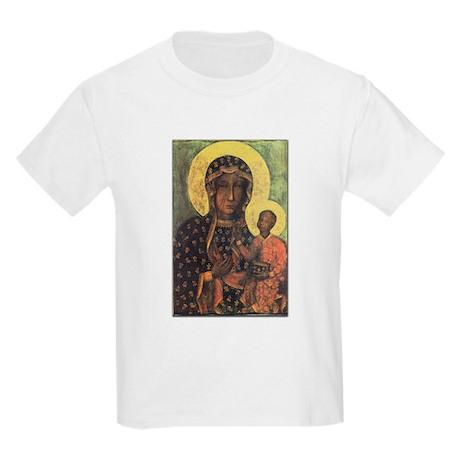 Our Lady of Czestochowa Kids Light T-Shirt