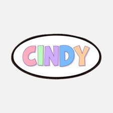 Cindy Rainbow Pastel Patch