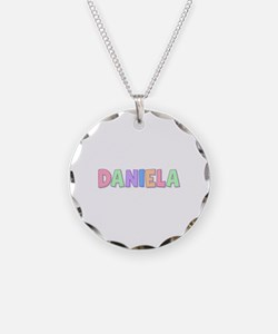 Daniela Rainbow Pastel Necklace