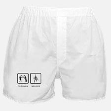 Bass Clarinet Player Boxer Shorts