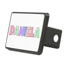 Daniela Rainbow Pastel Hitch Cover