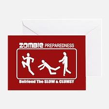 Zombie Preparedness Befriend Slow Clumsy Greeting
