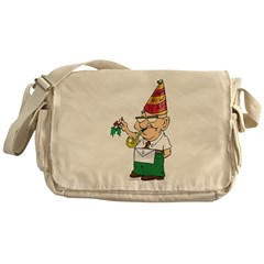 Manny The Mason Messenger Bag
