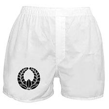 Climbing wisteria Boxer Shorts