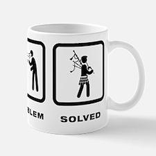 Bagpiping Mug