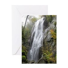 Rainbow Falls Greeting Card