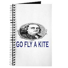 GO FLY A KITE - BEN FRANKLIN Journal