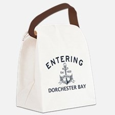 DORCHESTER BAY Canvas Lunch Bag