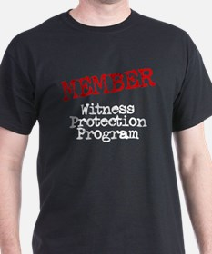 Member Witness Protection Pro T-Shirt