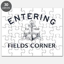 FIELDS CORNER Puzzle