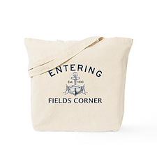 FIELDS CORNER Tote Bag