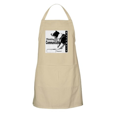 Nose work search border collie Apron