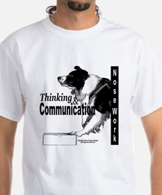 Nose work search border collie Shirt