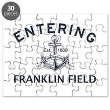 FRANKLIN FIELD Puzzle