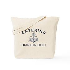 FRANKLIN FIELD Tote Bag