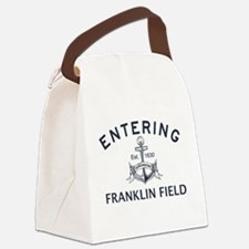 FRANKLIN FIELD Canvas Lunch Bag