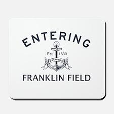 FRANKLIN FIELD Mousepad