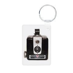 The Brownie Hawkeye Camera Keychains