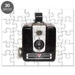 The Brownie Hawkeye Camera Puzzle