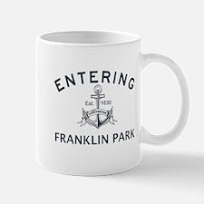 FRANKLIN PARK Mug