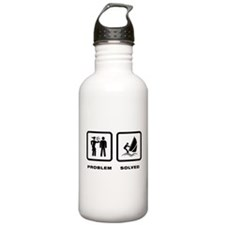 Windsurfing Water Bottle