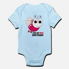 More Everyday Infant Bodysuit