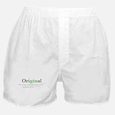 Original Boxer Shorts